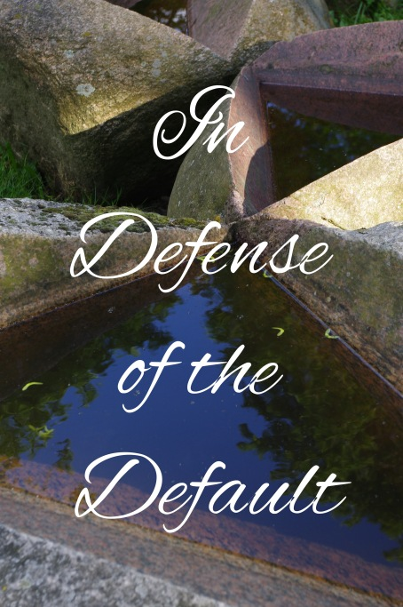 Defense Default